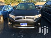 Toyota Highlander 2012 Limited Black | Cars for sale in Greater Accra, Achimota