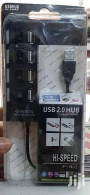 4 Port USB 2.0 HUB | Computer Accessories  for sale in Greater Accra, Asylum Down