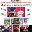 Download Copying All Your Video Games Here | Video Games for sale in Dansoman, Greater Accra, Ghana