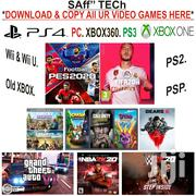 Download Copying All Your Video Games Here | Video Game Consoles for sale in Greater Accra, Dansoman