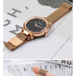 Watch With Bracelet For Ladies