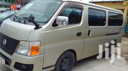 New Nissan Caravan 2011 Gray | Buses & Microbuses for sale in Greater Accra, Dansoman