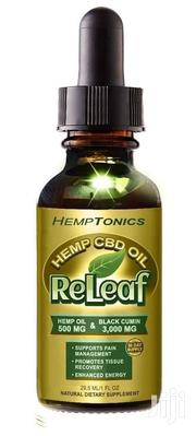 Hemptonics Releaf Blend CBD Oil | Vitamins & Supplements for sale in Greater Accra, Adenta Municipal