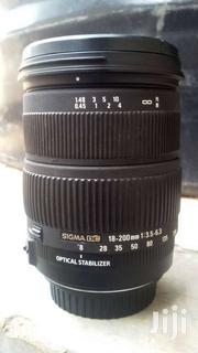 Sigma Lens 18-200mm | Cameras, Video Cameras & Accessories for sale in Greater Accra, Achimota