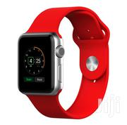 ORIGINAL Silicone Apple Watch Series Band 38/40mm | Smart Watches & Trackers for sale in Greater Accra, Ga East Municipal