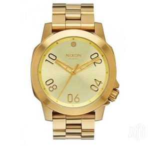 Nixon Ranger 40 All Gold