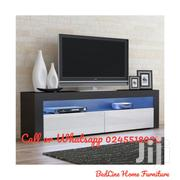 Brand New Turkish Design LED Light TV Stand ❤ 💙 | Furniture for sale in Greater Accra, North Dzorwulu