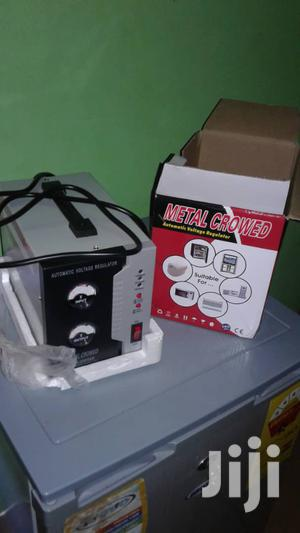 New 2000VA Stabilizer or Step Down for Your Home Appliances