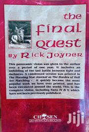 The FINAL QUEST Book By Rick Joyner Just Place An Order | Books & Games for sale in Greater Accra, Adenta Municipal