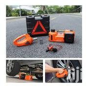 3 In 1 Automatic Car Jack/Compressor | Vehicle Parts & Accessories for sale in Greater Accra, Adenta Municipal