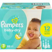 Pampers Baby-Dry Diapers Size 3, 168 Count | Baby & Child Care for sale in Greater Accra, Accra Metropolitan