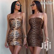 Women Leopard and Tiger Print Dress   Clothing for sale in Greater Accra, Accra new Town