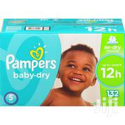 Pampers Baby-Dry Diapers Size 5, 132 Count | Baby & Child Care for sale in Greater Accra, Accra Metropolitan