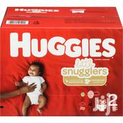 Huggies Little Snugglers Baby Diapers Size 2 - 156 | Baby & Child Care for sale in Greater Accra, Accra Metropolitan