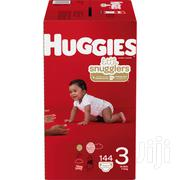Huggies Little Mover Diapers Size 3 -144 | Baby & Child Care for sale in Greater Accra, Accra Metropolitan