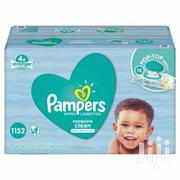 Pampers Baby Wipes Complete Clean | Baby & Child Care for sale in Greater Accra, Accra Metropolitan