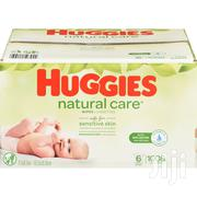 Huggies Natural Care Unscented Baby Wipes | Baby & Child Care for sale in Greater Accra, Accra Metropolitan