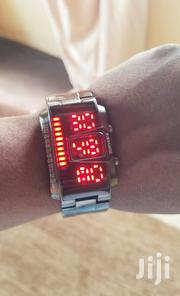 SKMEI Fashion Creative LED Sports Men's Watch | Watches for sale in Greater Accra, Nii Boi Town