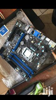 Intel Core I5 4590 Cpu With Motherboard | Computer Hardware for sale in Ashanti, Kwabre