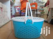 Blue Basket With Lid | Home Accessories for sale in Greater Accra, East Legon