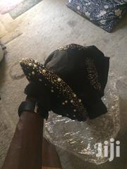 Black Auto Gele For Sale   Clothing Accessories for sale in Greater Accra, New Mamprobi
