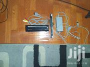 Black Nintendo WII Consolewith Power Supply TV Connectivity And Sensor | Video Game Consoles for sale in Greater Accra, Darkuman