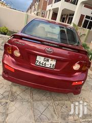 Toyota Corolla 2012 Red | Cars for sale in Greater Accra, Kanda Estate
