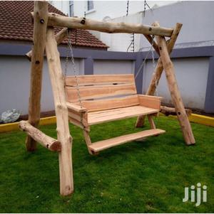 Swings Chairs Made Of Teak Wood