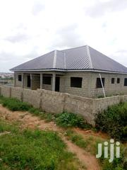 4bedroom Convertible to 2bedroom Semi Detached for Sale at Abokobi | Houses & Apartments For Sale for sale in Greater Accra, Adenta Municipal