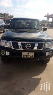 Nissan Patrol 2006 Black   Cars for sale in Greater Accra, Ga South Municipal