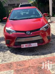 Toyota Corolla 2015 Red | Cars for sale in Greater Accra, Tema Metropolitan