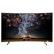 "Samsung 65"" Uhd 4k Curved Smart Tv 
