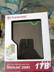Transcend External Hard Drive 1tb | Computer Hardware for sale in Greater Accra, Achimota