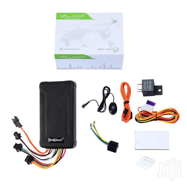 Sinotrack GPS Tracker For Vehicles ST-908