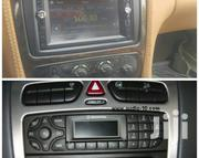 Benz C200 2000/2007 Dvd Radio Touch Screen Player | Vehicle Parts & Accessories for sale in Greater Accra, Abossey Okai