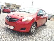 Toyota Yaris 2008 1.5 Sedan Red | Cars for sale in Greater Accra, North Kaneshie