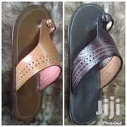 Stylish Leather Slippers | Shoes for sale in Greater Accra, New Mamprobi