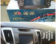 Hyundai Sonata 2008 Dvd Radio Touch Screen Multimedia Player | Vehicle Parts & Accessories for sale in Greater Accra, Abossey Okai