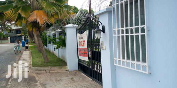 Archive: Ex 4 Bedroom House With Bqtrs Is for Rent at East Legon Shiashie .