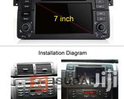 BMW E46 Series Car Dvd Radio Touch Screen Player | Vehicle Parts & Accessories for sale in Greater Accra, Abossey Okai
