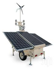 Mobile Solar Light And Security Towers | Solar Energy for sale in Eastern Region, Asuogyaman