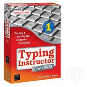 LEARN TYPING WITH Typing Instructor Platinum For Adults And Kids | CDs & DVDs for sale in Greater Accra, Nungua East