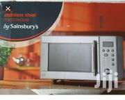20.Ltr Stainless Sansbury Microwave Oven (UK) | Restaurant & Catering Equipment for sale in Greater Accra, Accra new Town