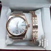 Nixon Watch and Bracelet | Watches for sale in Greater Accra, East Legon (Okponglo)