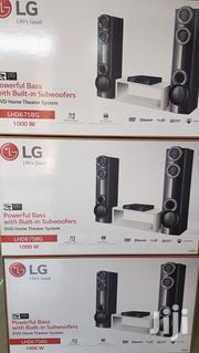 New LG 4.2 Chl DVD Home Theater System | Audio & Music Equipment for sale in Greater Accra, Accra Metropolitan