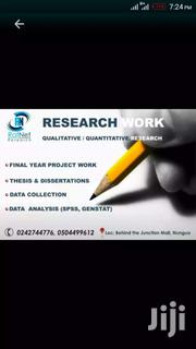 Research Services | Automotive Services for sale in Greater Accra, Nungua East