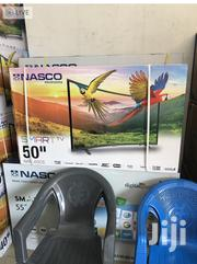 Nasco 50 Inches Smart Fhd Digital Satellite LED TV | TV & DVD Equipment for sale in Greater Accra, Accra Metropolitan