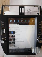2016 TOYOTA Prado Tesla Android Radio | Vehicle Parts & Accessories for sale in Greater Accra, South Labadi