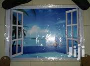 3D Window Wall Stickers | Home Accessories for sale in Greater Accra, Teshie-Nungua Estates