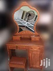 Dressing Mirror With Stool | Furniture for sale in Greater Accra, Adabraka